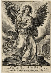 Dit is aartsengel Jophiel